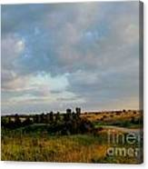 High Valley View 2 0f 2 Canvas Print