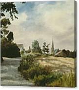 Higham Upshire Canvas Print