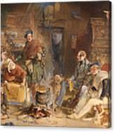 Highland Hospitality Canvas Print