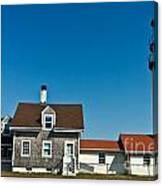 Highland Lighthouse Or Cape Cod Lighthouse Canvas Print
