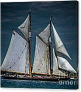 Highlander Sea Canvas Print