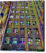 Highrise Surprise Canvas Print