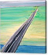 Highway Canvas Print