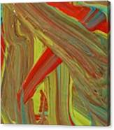 Highway To Abstraction Canvas Print