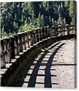 Highway To Nowhere Canvas Print