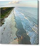 Hilton Head Island Beach Canvas Print