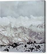 Himalayan Sherpa Memorial Canvas Print