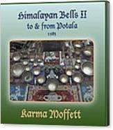 Himalayan Bells II Canvas Print