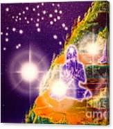 Himalayan Yogi's Canvas Print
