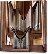 Himmerod Abbey Organ Canvas Print