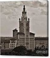Historic Biltmore Hotel Canvas Print