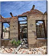 Historic Building Nine Mile Canyon - Utah Canvas Print
