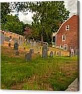 Historic Concord Canvas Print