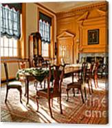 Historic Governor Council Chamber Canvas Print