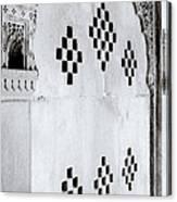 Symbol Of India Canvas Print