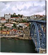 Historic Porto Canvas Print