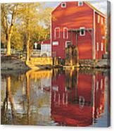 Historic Smithville Shop New Jersey Canvas Print