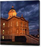 Historical Placer County Courthouse Canvas Print