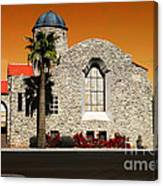Historical Society  Museum Canvas Print
