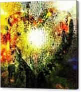 History Of My Heart Canvas Print