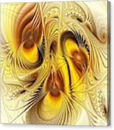 Hive Mind Canvas Print