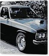 Hj Holden Ute Canvas Print
