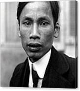 Ho Chi Minh In 1921 Canvas Print