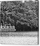 Hoan Kiem Lake II Canvas Print