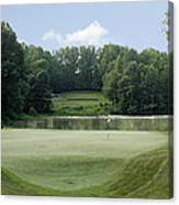 Hobbits Glen - Signature 11th Hole Canvas Print