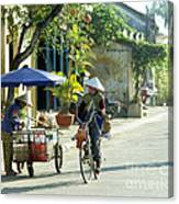 Hoi An Early Morning Canvas Print