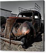 Holbrook Az - Wigwam Motel 003 Canvas Print