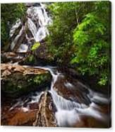 Holcomb Falls Canvas Print