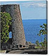 Hole In The Tower Canvas Print