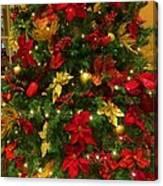 Holiday Beauty Canvas Print
