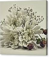 Holiday Boquet Canvas Print