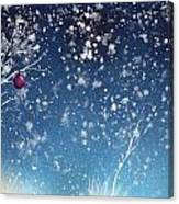 Holiday Card 24 Canvas Print