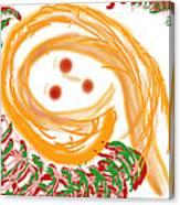Holiday Depression Canvas Print