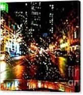 Holiday Light Canvas Print