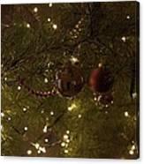 Holiday Sparkle Canvas Print