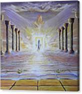 Holies Of Holies Canvas Print
