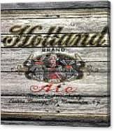 Holland Ale Canvas Print