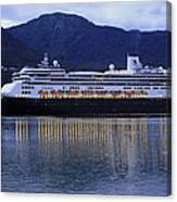 Holland America Volendam Canvas Print