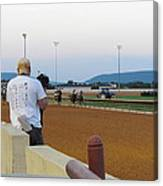 Hollywood Casino At Charles Town Races - 12128 Canvas Print