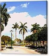 Hollywood Florida Canvas Print