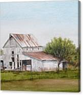Holt Barn Canvas Print