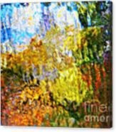 Holy Mountain Canvas Print
