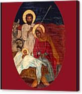 Holy Night Canvas Print