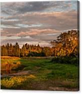 Holy Place. Karelia Canvas Print