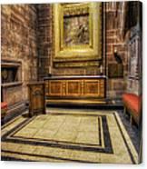 Holy Spirit Chapel Canvas Print