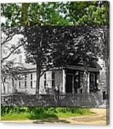 Home In Little Compton Rhode Island Canvas Print